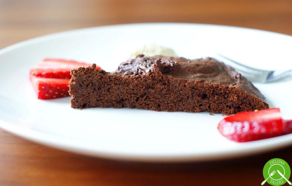 ciasto brownie bez glutenu